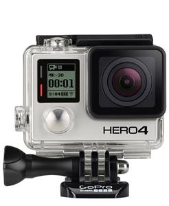 GoPro HERO4 Black Edition Sports Video Camera